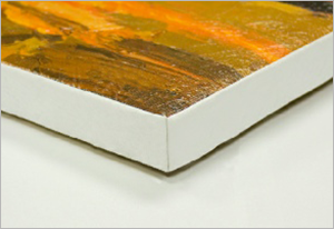 Elena Bondar Oil-on-Canvas picture frame