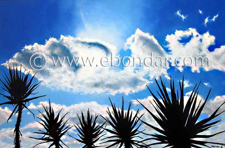 Yuccas by Elena Bondar www.ebondar.com