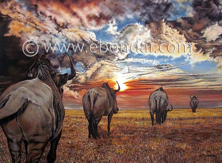 Serengeti Grasslands