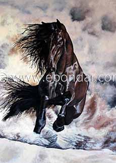 Sand Stallion