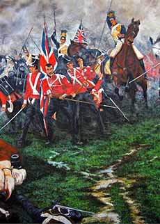 The Battle of Albuhera