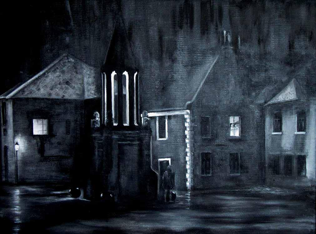 Outlander - Jamie's Ghost