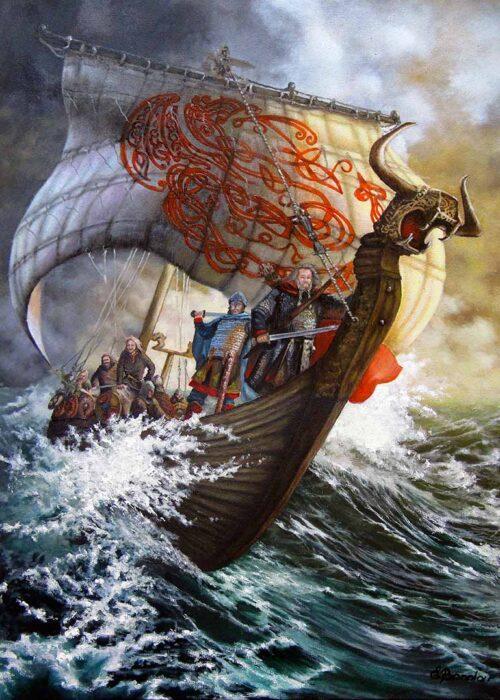 Fury of the Northmen ⚓