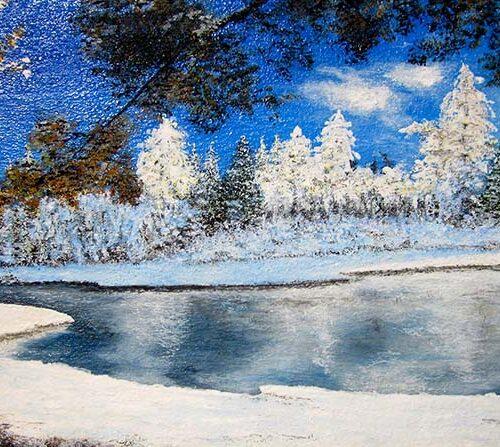 Russian Winter 🌲